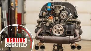 Volkswagen Beetle Engine Rebuild Time Lapse Redline Rebuild S1e7