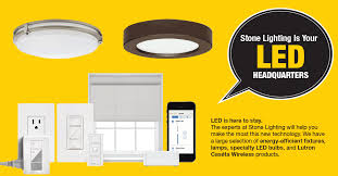 stone lighting is your led headquarters