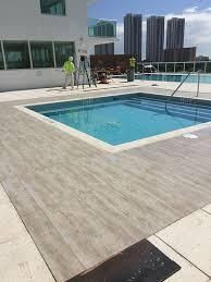 slippery porcelain tiles on pool deck national sealing for tile inspirations 1