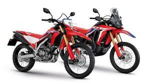 honda launches 300 cc dual sport crf model