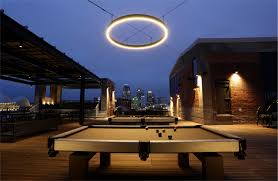 modern house lighting. Cool-outdoor-lighting-contemporary-transform-your-outdoor-public- Modern House Lighting
