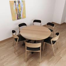 round wooden dining table australia tables