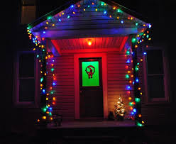 gallery of stunning design colored led christmas lights amazon 25 c7 multicolor faceted led indoor outdoor