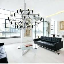 elegant gino sarfatti chandelier