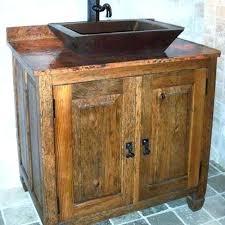 bathroom wood vanity. rustic bathroom vanities vessel sinks sink medium size of bathrooms wood vanity cabinets beautiful modern contemporary bathr