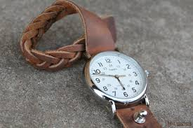 north star leather has turned to horween and sb foot red wing boot s in house tannery and solid metal hardware to construct their watch bands