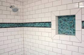bathroom accent tile ideas for bathrooms lovely white subway8