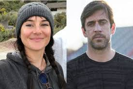 He'll be getting married to actress shailene woodley. Shailene Woodley Confirms Her Engagement To Nfl Star Aaron Rodgers Goss Ie