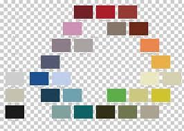 Color Chart Color Wheel Paint Color Mixing Color Chalk