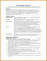 Best Solutions Of Examples Of Resumes Simple Resume Samples For