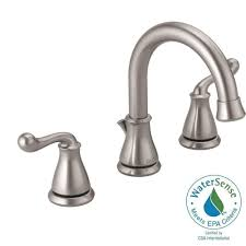 delta southlake 8 in widespread 2 handle bathroom faucet in brushed nickel com industrial scientific