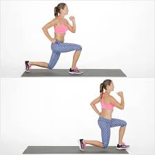 lunges workout your calves and glutes and are considered as one of the primary exercises for losing weight walking lunges is a simple variation of lunges
