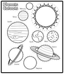 Free Printable Solar System Coloring Pages For Kids Astronomy
