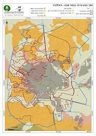 סקר טבע עירוני בבאר שבע