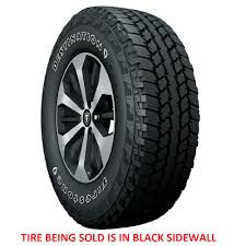 Firestone Tires Destination At2 P245 60r18 104t