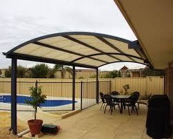 metal patio cover plans. Wonderful Cover Arched Aluminum Patio Cover Design To Give More Head Room And Metal Patio Cover Plans I