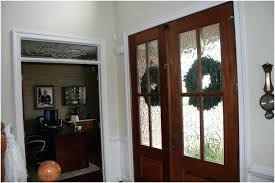 beveled glass front doors stained glass front doors reclaimed a warm beveled glass exterior doors gallery