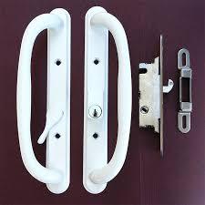 sliding patio door handle lock sliding patio door handle with lock pella sliding patio door handle