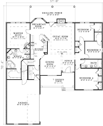 house plans with open floor plan. Well-Suited Design 10 Ranch House With Open Floor Plans One Story Google Search Ideas. « Plan L