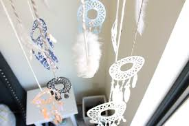 Design Your Own Dream Catcher DIY Dream Catcher Mobile Cricut 58