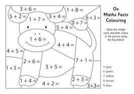 Math Coloring Pages | Educational Coloring Pages