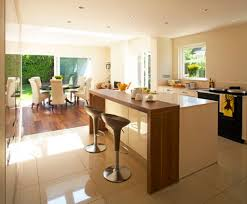 Kitchen Counter Table Design Kitchen Astonishing Kitchen Breakfast Bar Design Pictures With