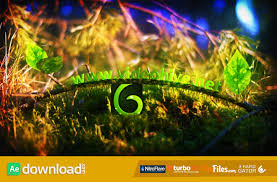 Spring Leaves Logo Videohive Project Free Download