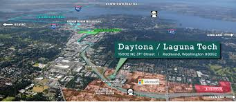 photo microsoft office redmond washington. King County Records Has Revealed That Microsoft Bought Daytona Laguna Complex For About $250M. Is A 725,000-square-foot Office Photo Redmond Washington