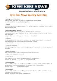 Small Picture Kiwi Kids News Homework Home Design Other Words For Remarkable