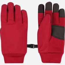 Kids Heattech Lining Gloves