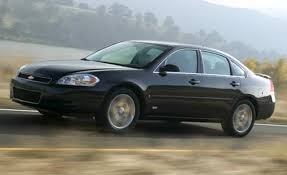 2007 Chevrolet Impala - Information and photos - ZombieDrive