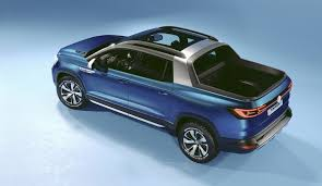 Report: VW is Seriously Considering a Compact Pickup Truck for the ...