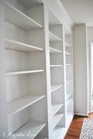 shelves complete