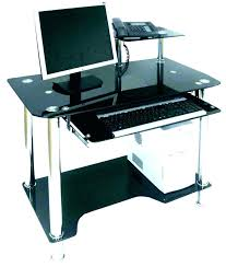 compact office furniture. Staples Computer Desk Office Furniture Desks Compact Small Table Glass Cable Home E