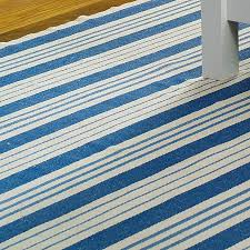 scandinavian striped rug