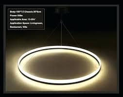 acrylic modern big pendant lighting fixtures large circle hotel lamp outdoor ceiling lights hanging globe