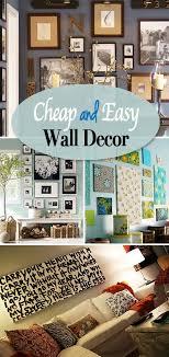 and easy diy art decoration ideas