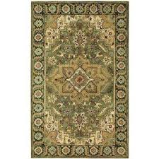 green home decorators collection area rugs rugs the home depot