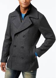 american rag men s double ted twill peacoat created for macy s