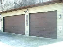 beautiful sears sears garage door opener repair installation cost to sears garage doors