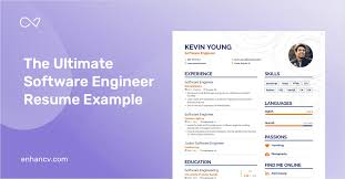 Experienced Software Engineer Resumes Software Engineer Resume Example And Guide For 2019