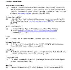 Ieee Citation Format Guides For Novices Edubirdiecom