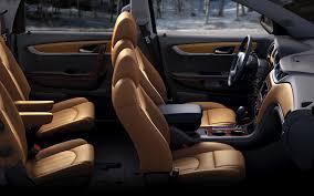 2013 Chevrolet Traverse Front Seats Photo #38139707 - Automotive.com