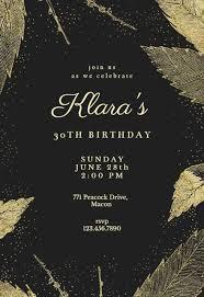 40th Birthday Invitations Free Templates Milestone Birthday Invitation Templates Free Greetings