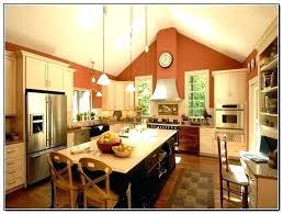vaulted ceiling kitchen lighting. Sloped Ceiling Kitchen Lighting  Ideas For Ceilings Vaulted