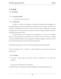 Computer Science Project Proposal Example Unique Training Proposal ...