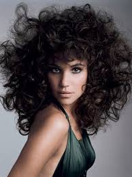 glam hairstyles for thick hair