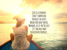 Wander Quotes Gorgeous Bon Voyage Messages Travel Quotes To Say Goodbye And Farewell