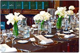Green Table Setting Dinner Party Ideas Romatic Advice For Your
