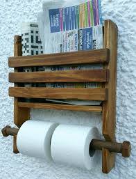 rustic wooden wall double toilet roll holder and book rack rustic toilet paper holder rustic and inexpensive toilet paper holder